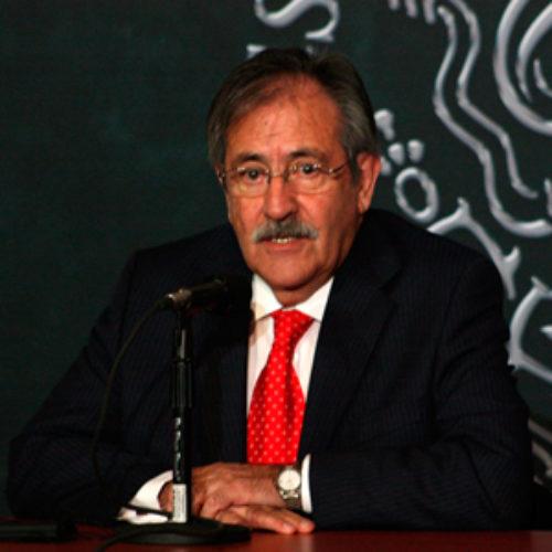 """Asiste Embajador Ricardo Núñez a conferencia magistral: """"La Transición Política en la República de Chile"""""""