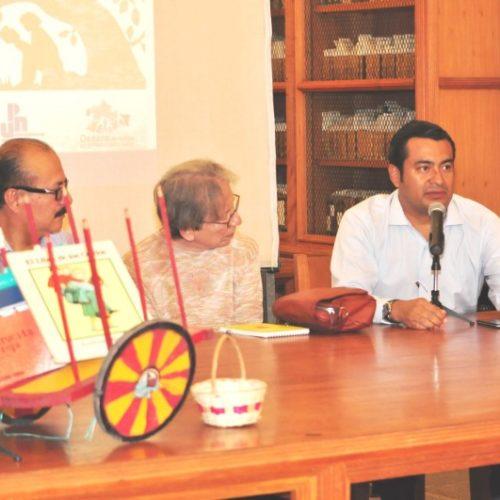 #Oaxaca #Literaura @ieepo Participan niños de San Sebastián Teitipac en Conversatorio Literario organizado por el IEEPO