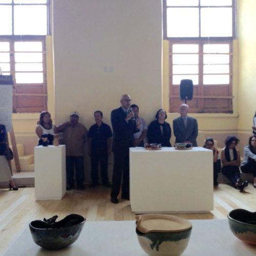 """#Oaxaca #Arte #Cultura @HugoT_Felix @GabinoCue Abre sus puertas en la Ciudad de México muestra de Arte-Objeto """"Variaciones"""", del maestro oaxaqueño Regino Porras"""
