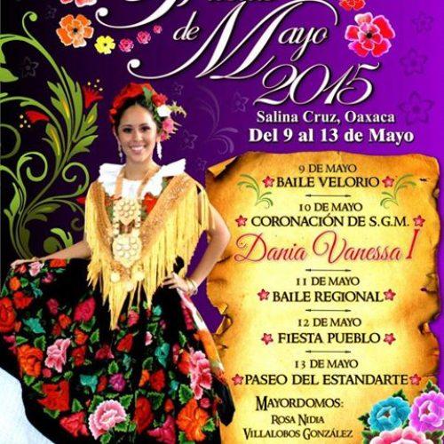 Salina Cruz se viste de fiesta en mayo