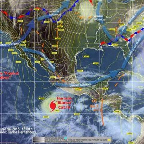 #Oaxaca #ProtecciónCivil @GabinoCue @CEPCO_GobOax Prevalecerán lluvias fuertes en territorio oaxaqueño