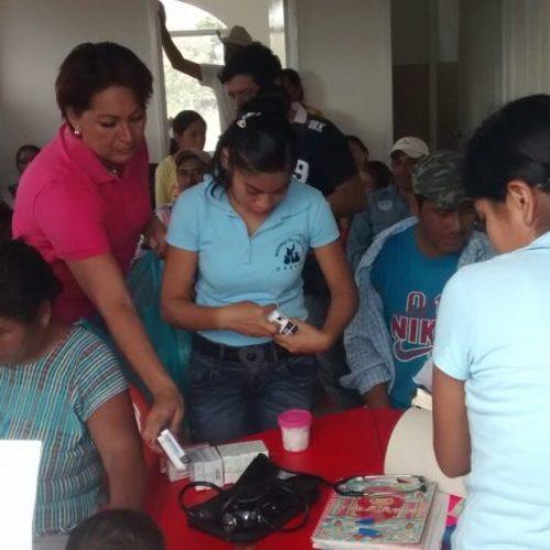 AGRADECE REBECA ALTAMIRANO A ESTUDIANTES DE ENFERMERÍA