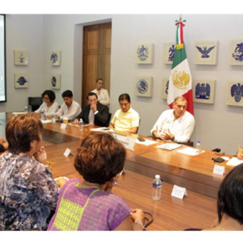 Reconoce Gabino Cué mérito del CEDNNA porsu labor en favor de derechos de la niñez