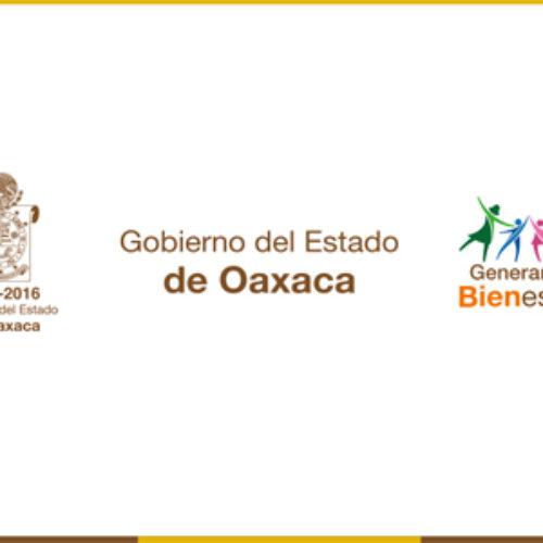 Entrega Gobierno de Oaxaca Paquete Fiscal 2016a la LXII Legislatura Local