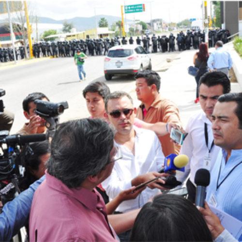 Todo listo para la Evaluación Docente en Oaxaca