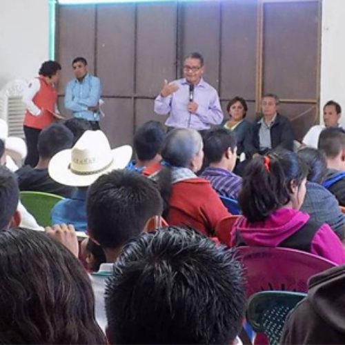 Conmemora IOAM Día Internacional del Migrante, en Santa Inés de Monte