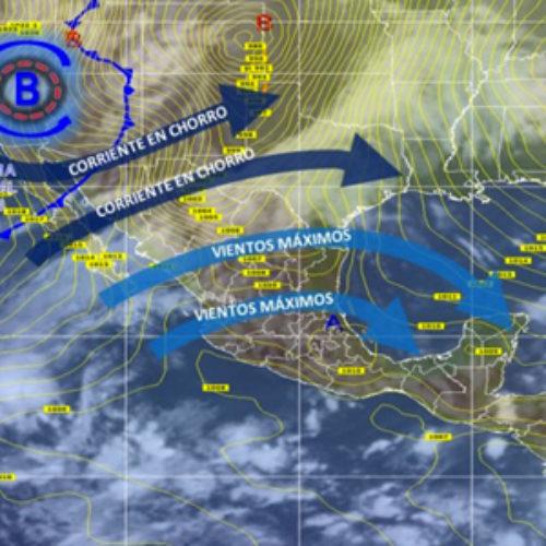 Para este lunes, prevén probabilidad de lluvias en Oaxaca
