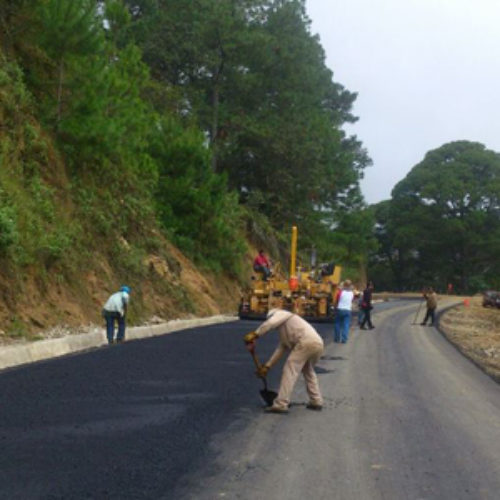 Gobierno de Oaxaca atiende infraestructura carretera de la Ruta de la Fe