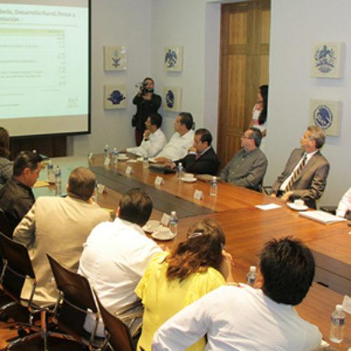 Presupuesto 2016 se aplicará con eficiencia, transparencia y responsabilidad: Gabino Cué
