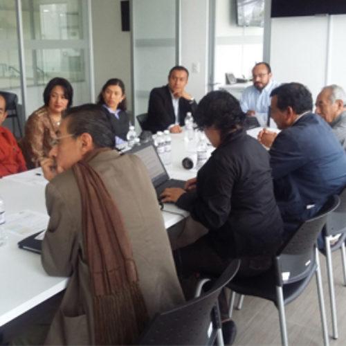 Sesiona Consejo Consultivo Ciudadano de la CORTV