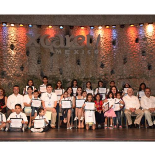 "Oaxaca, Segundo lugar Nacional de Dibujo Infantil y Juvenil ""Yo vivo en una familia feliz"""