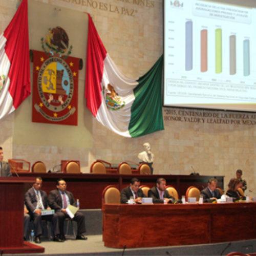 Con acciones concretas, en Oaxaca disminuyen en un 15% delitos graves: Fiscalía General de Justicia