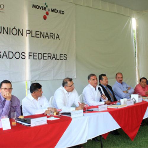 Gobierno de Gabino Cué consolida gobernabilidad en Oaxaca