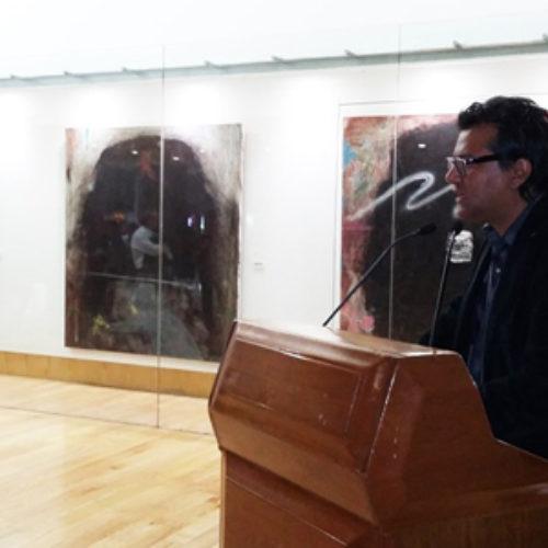 Visiones de Coatlicue de Demián Flores llega al Aeropuerto Internacional de la Ciudad de México