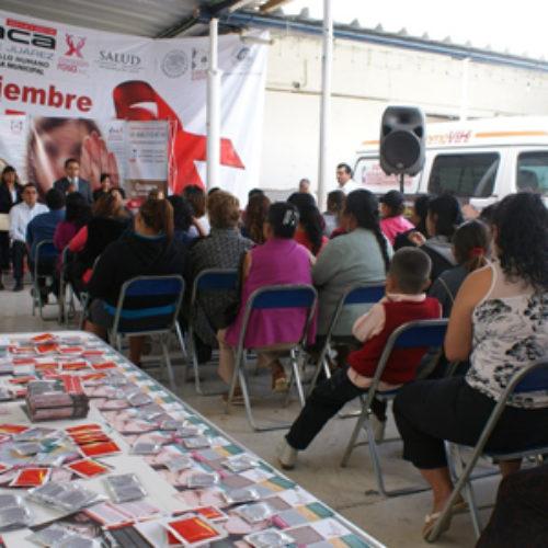 Refuerza COESIDA acciones de prevención de enfermedades de transmisión sexual