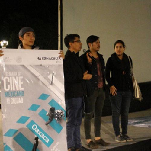 Concluye con éxito Semana de Cine Mexicano en tu Ciudad
