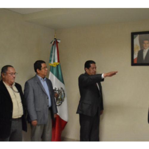 Javier Jiménez Herrera, nuevo Subsecretario de Gobierno y Desarrollo Político