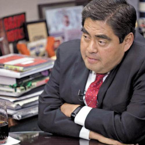 El PRD no necesita alianza para ganar Oaxaca: Barbosa