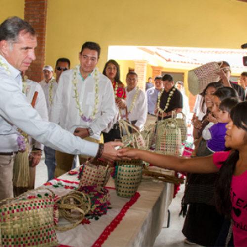 En cinco años, Gobierno de Oaxaca destina más de 374 MDP para fortalecer infraestructura turística