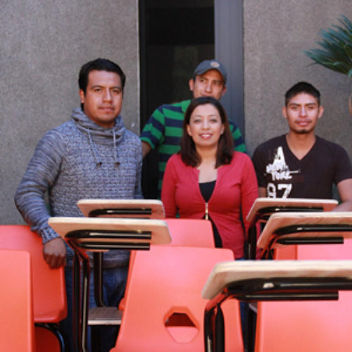 Destinan recursos para fortalecer a Telebachilleratos Comunitarios de Oaxaca