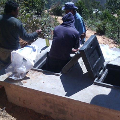 Gobierno de Oaxaca beneficia a más de 300 habitantes de Tecuanapam, con ampliación de la Red de Agua Potable