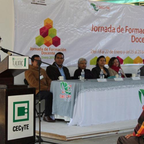 CECyTE Oaxaca capacita a casi 600 maestras y maestros