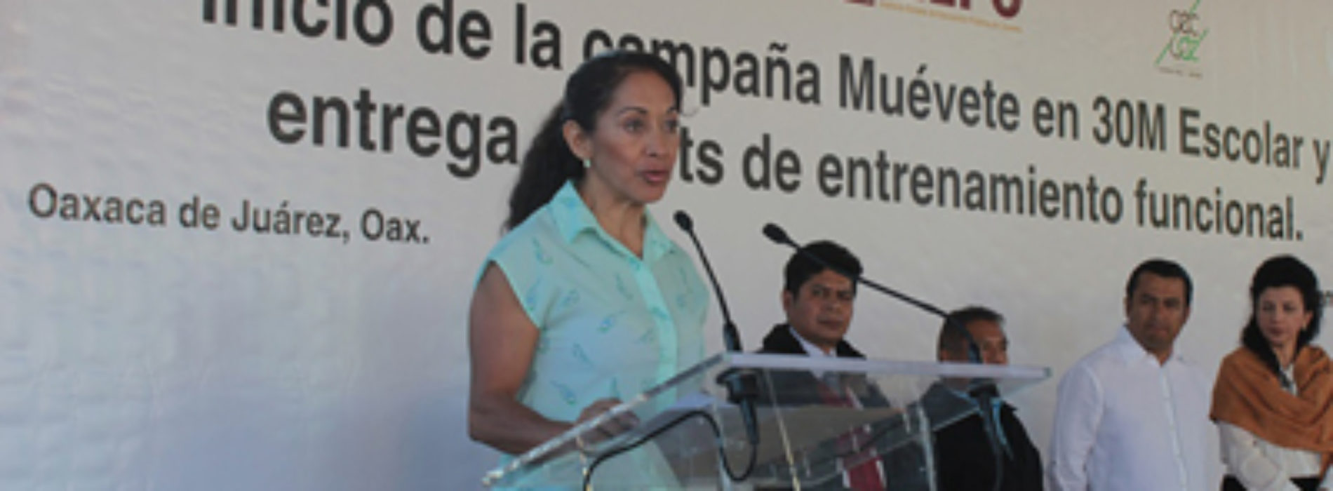 """Se activa la primaria """"Carlos A. Carrillo"""" con el programa """"Muévete en 30 M"""""""