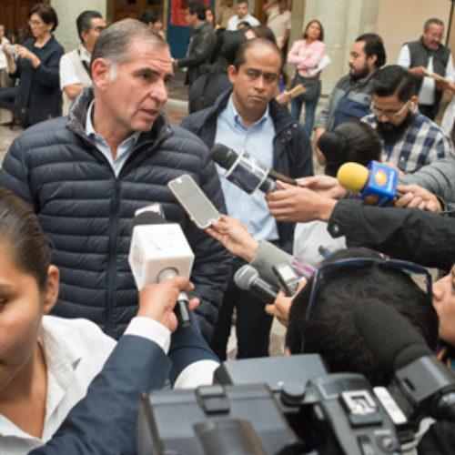 Gobierno de Oaxaca reafirma su compromiso para actuar con honradez, transparencia y compromiso social: Gabino Cué