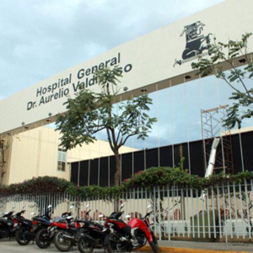 """Hospital General """"Dr. Aurelio Valdivieso"""", medio siglo garantizando el derecho a la salud de los oaxaqueños"""