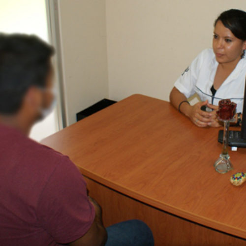 Pacientes con VIH reconocen atención del COESIDA-CAPASITS