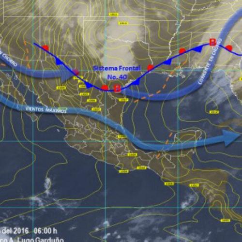 Prevalecerá ambiente cálido durante el día y ambiente fresco durante la noche en Oaxaca