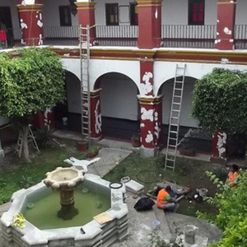 Casa de la Cultura Oaxaqueña concluye mes de enero con renovadas instalaciones