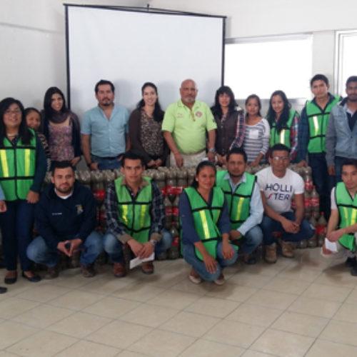 Culminan estudiantes del ITO capacitación en materia de Protección Civil