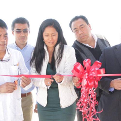 Mejoran instalaciones del COBAO No. 46 Tlacolula de Matamoros