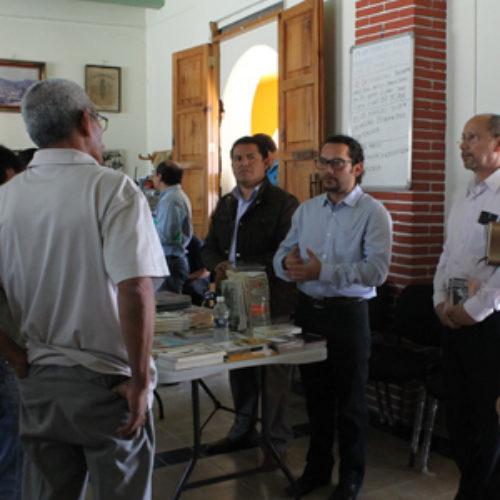 Fortalece SECULTA proyectos culturales en las regiones