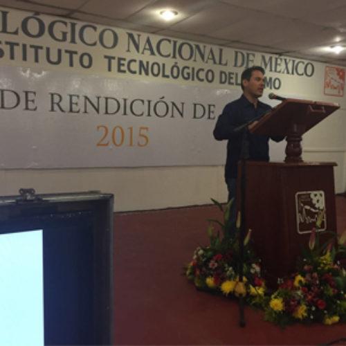 Reconoce Secretario del Trabajo importancia educativa del Instituto Tecnológico del Istmo
