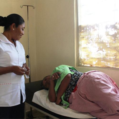 Censa SSO embarazadas en zonas de riesgo por Zika