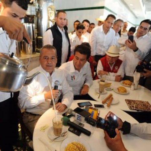 Campañas en Veracruz no deben basarse en ver quién es más corrupto: Beltrones