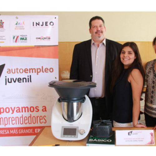 Gobierno de Gabino Cué continúa impulsando a jóvenes emprendedores