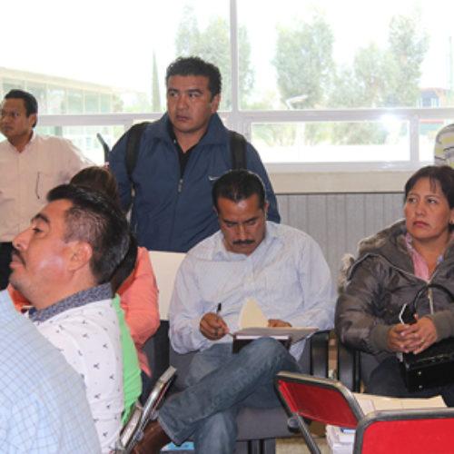 Imparte SEFIN capacitación a municipios sobre Presupuesto de Egresos de la Federación 2016