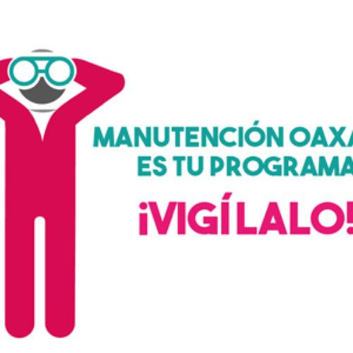 """Exhortan a becarios de """"Manutención Oaxaca"""" firmar su permanencia en el programa"""