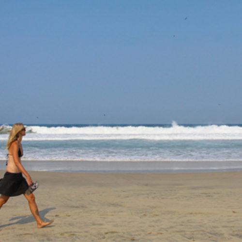 Levantamiento parcial de veda sanitaria en playas de la Costa oaxaqueña