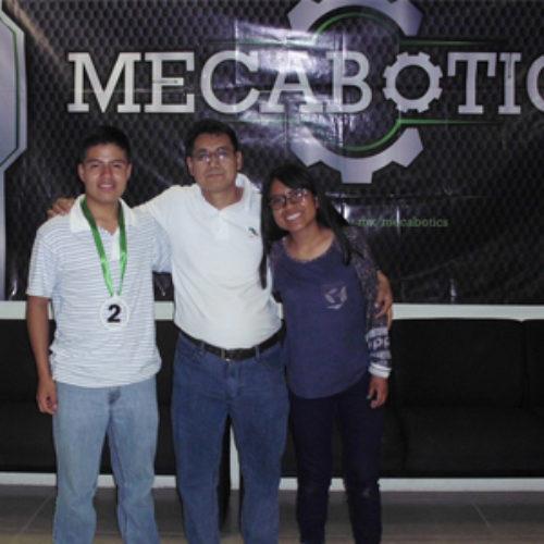 Estudiantes del CECYTEO obtienen primeros lugares en concurso de Mecabotics