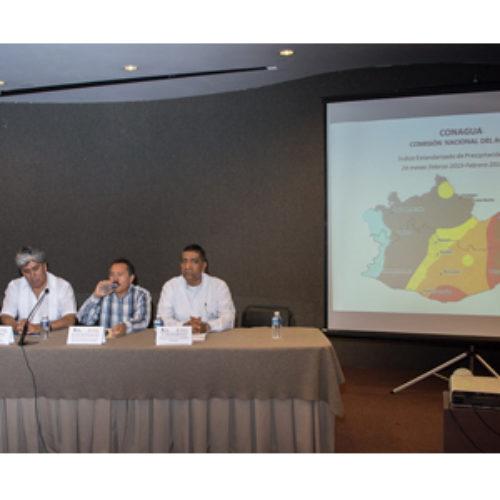 Llama Comité Estatal Contra Incendios a realizar acciones de prevención ante pronóstico de sequía extrema
