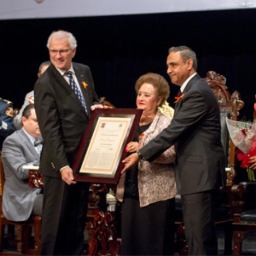 Cumple 484 Aniversario la Ciudad de Oaxaca
