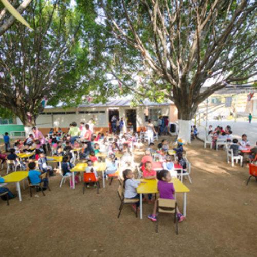 """Celebran en Centro Escolar """"Juan Ruíz de Alarcón"""", Día del Niño y la Niña"""