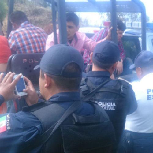 Detienen a banda de secuestradores tras operativo de seguridad en cabañas ecoturísticas de Benito Juárez