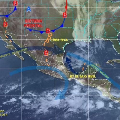 Prevén lluvias fuertes y ambiente caluroso en Oaxaca