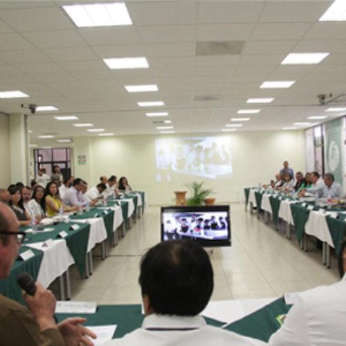Oaxaca en una nueva ruta hacia el desarrollo: Jorge Vilar