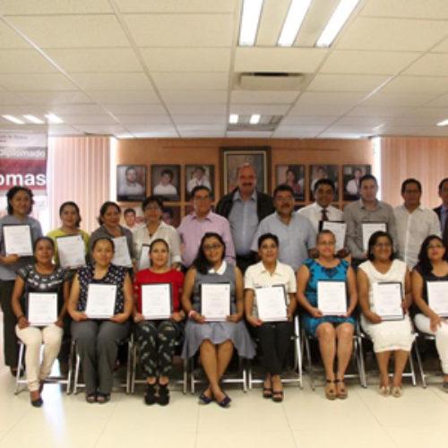Docentes del COBAO trabajan desde las aulas para transformar la educación de Oaxaca: Jorge Vilar